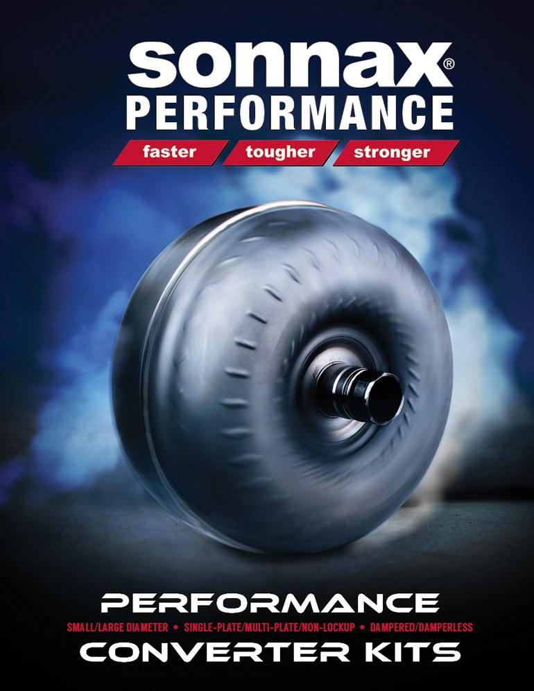Performance Converter Kits Catalog, Vol. 1