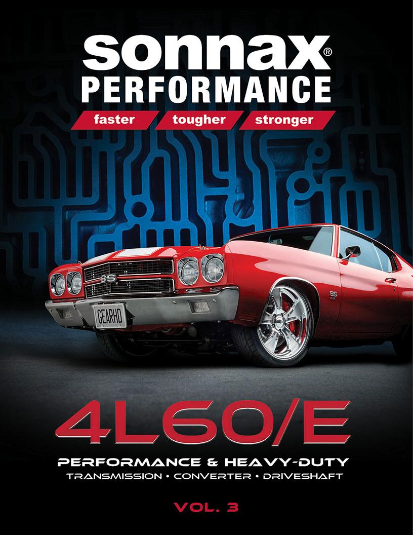 4L60/E High Performance & Heavy Duty Parts Catalog, Vol. 3