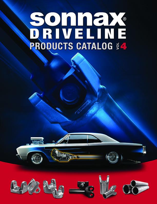 Driveline Catalog, Vol. 4