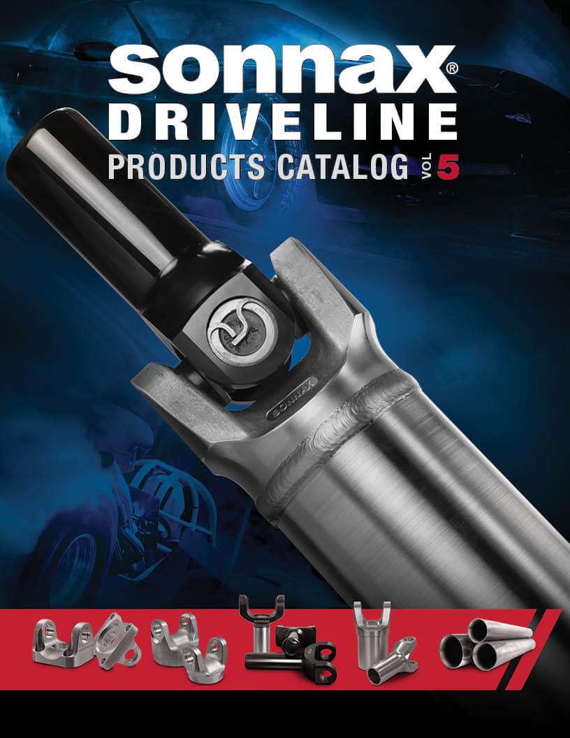 Sonnax driveline catalog v5