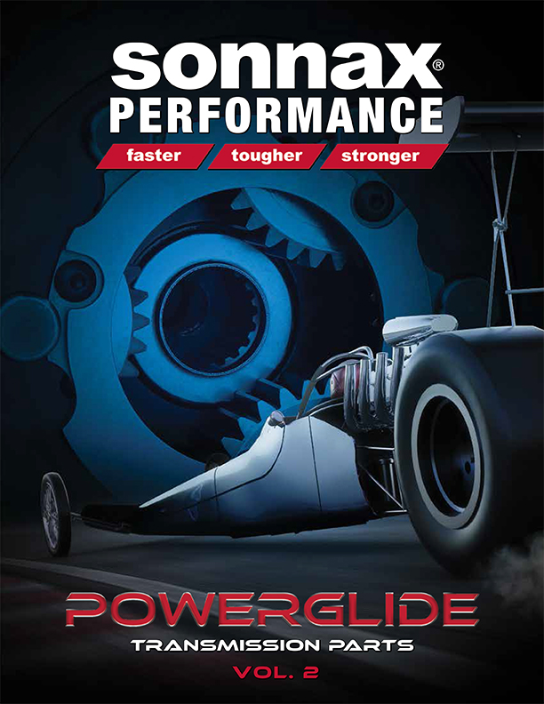 Sonnax powerglide transmission parts catalog v2 1