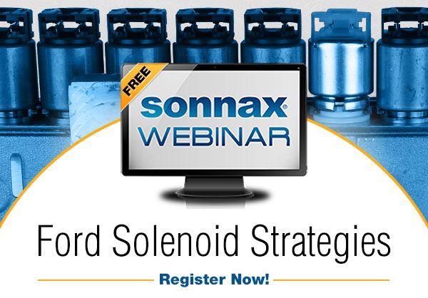 Ford Solenoid Strategies Webinar