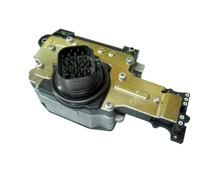 Remanufactured Solenoid Block