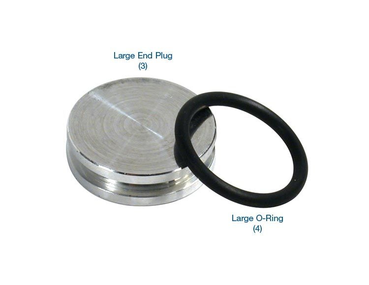 O-ringed End Plug Kit