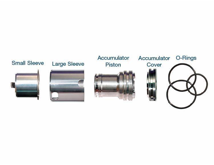 1-2 Accumulator Sleeve Kit