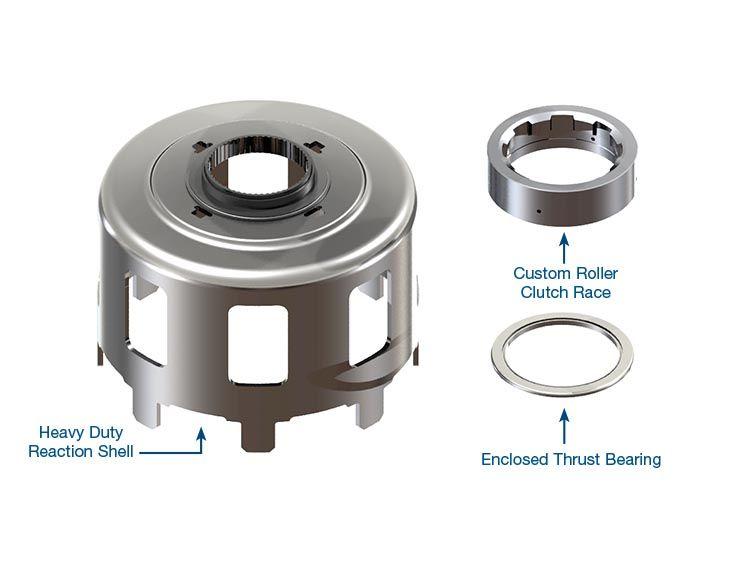 SmartShell® Heavy Duty Reaction Shell Kit