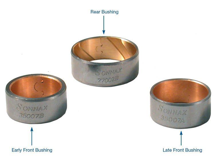 Stator Support Bushing Kit