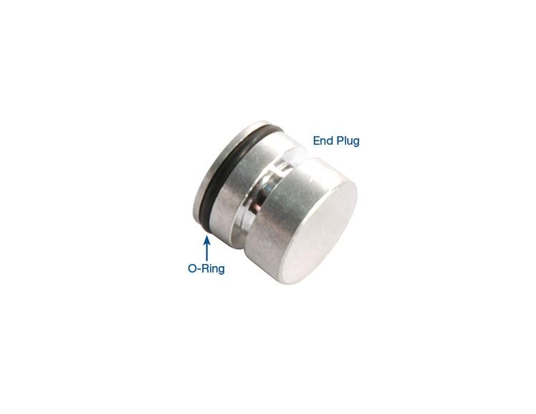 3-4 Relay O-Ringed End Plug Kit