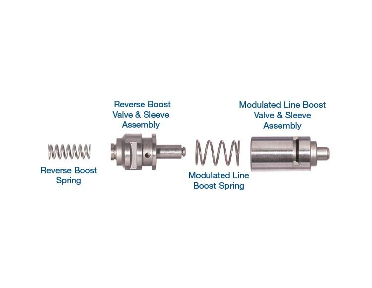 Reverse & Modulated Line Boost Valve Kit
