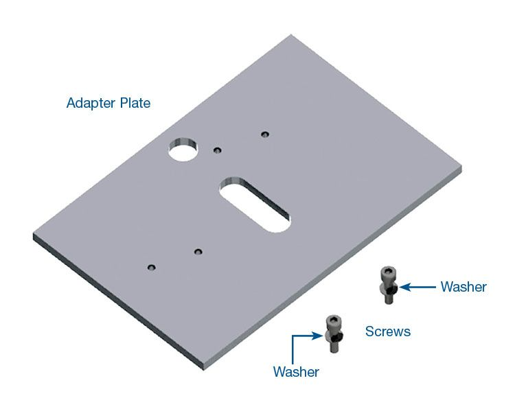 Adapter Plate Kit