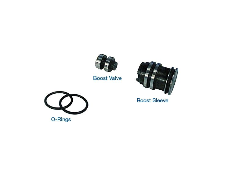 TV Boost Valve Kit