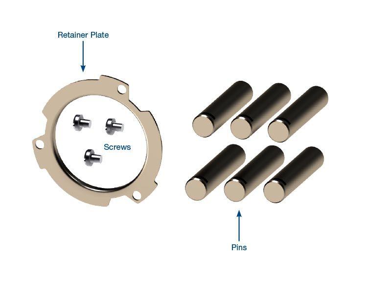 Pinion Pin Kit