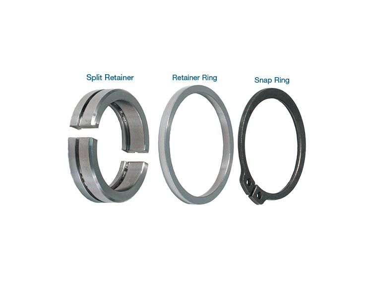 Transfer Case Split Ring Retainer
