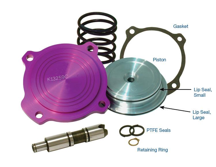 Lip Seal Retrofit Kit