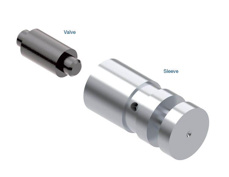 TCC Pressure Control Plunger Valve Kit