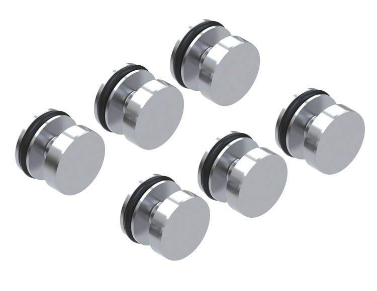 Internal O-Ringed End Plug Kit