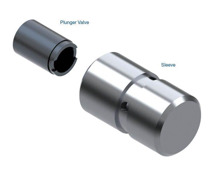 Lockup Control Plunger Valve Kit