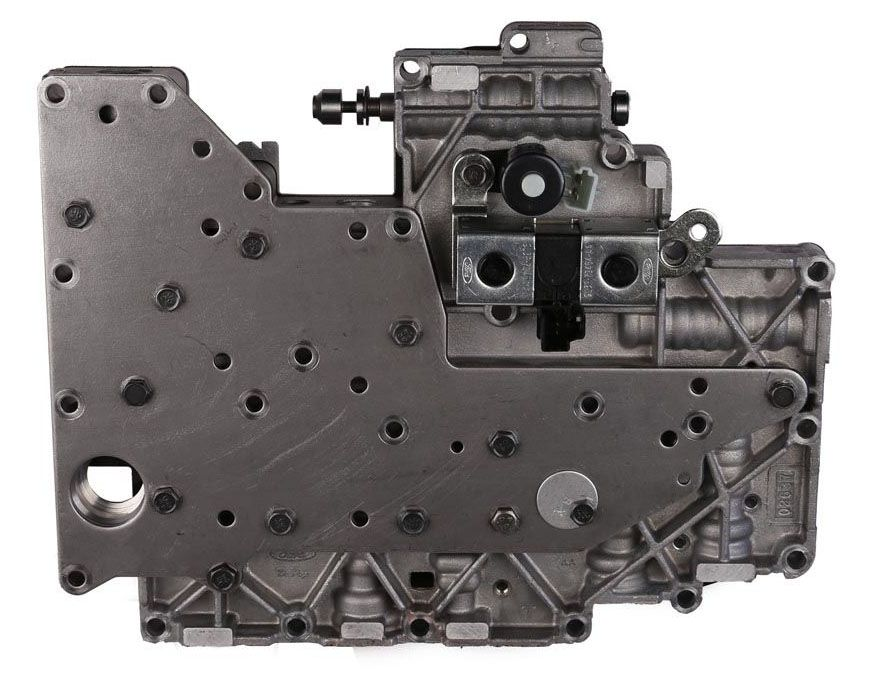Remanufactured Valve Body F098 Manual Guide