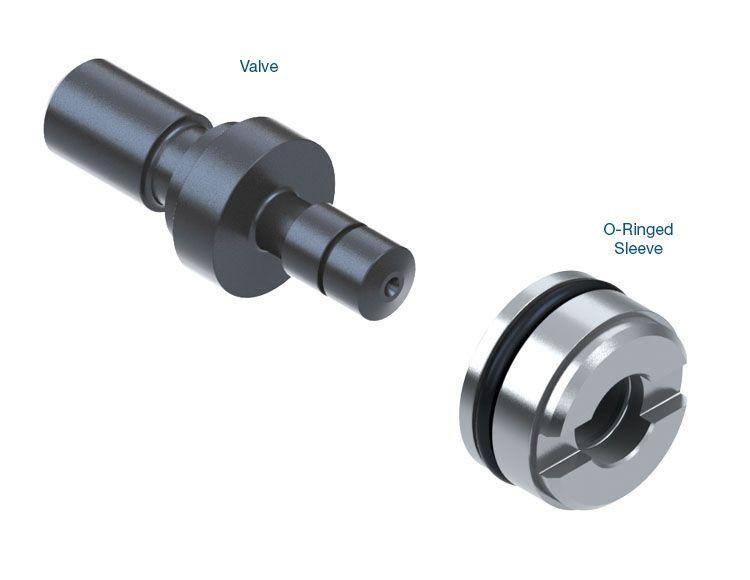 Line Pressure Plug & Sleeve Kit
