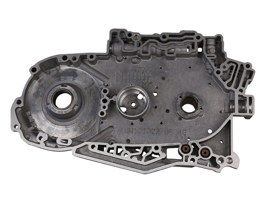Channel Plate
