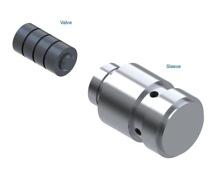 TCC Control Plunger Valve Kit