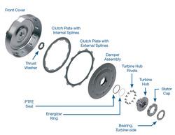 Multi-Plate Converter Clutch Kit