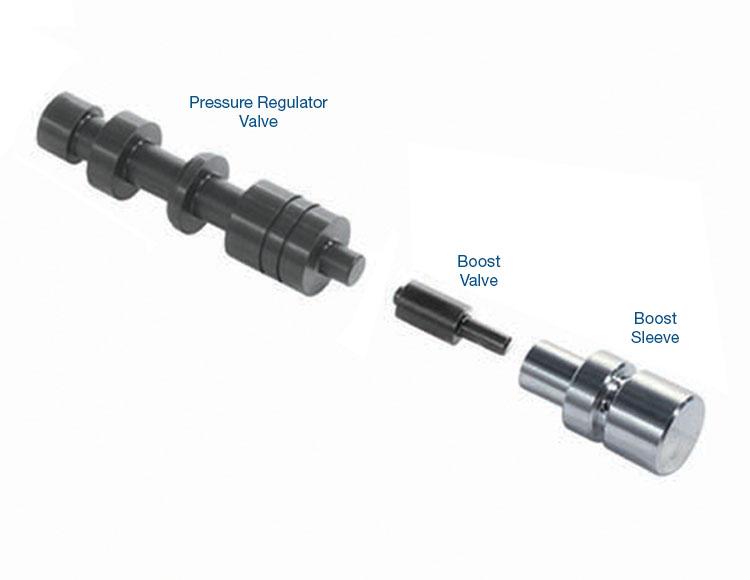 Oversized Pressure Regulator & Boost Valve Kit