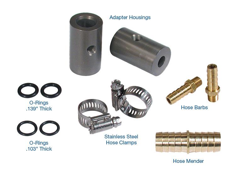 Remote Transmission Cooler Adapter Kit