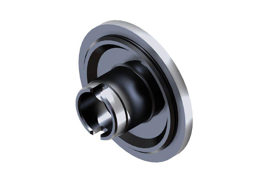 Torque Converter Impeller : Impeller hub hk g sonnax