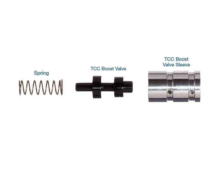 TCC Boost Valve Kit