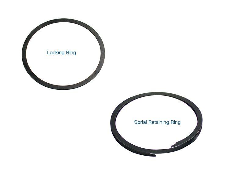 sonnax spiral retaining ring kit