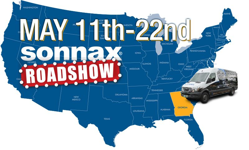 Request a FREE Roadshow in Georgia!