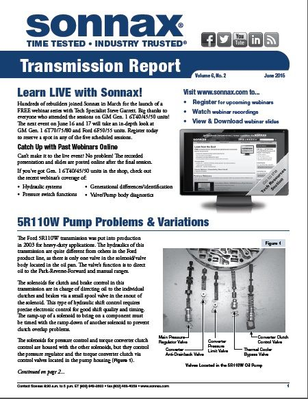 June Edition of Transmission Report Now Available!