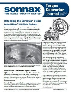 July Edition of Torque Converter Journal Now Available!
