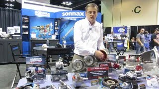 New Video! Sonnax Powerglide Drums - Live from PRI 2015