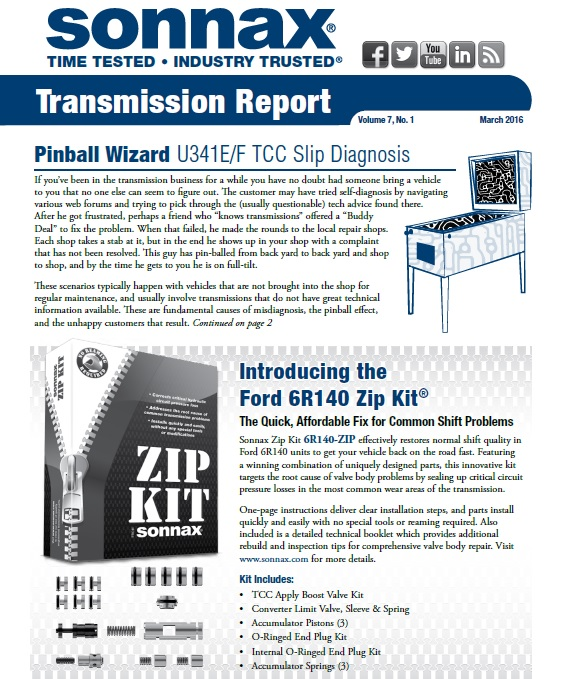 March Transmission Report Newsletter Now Available