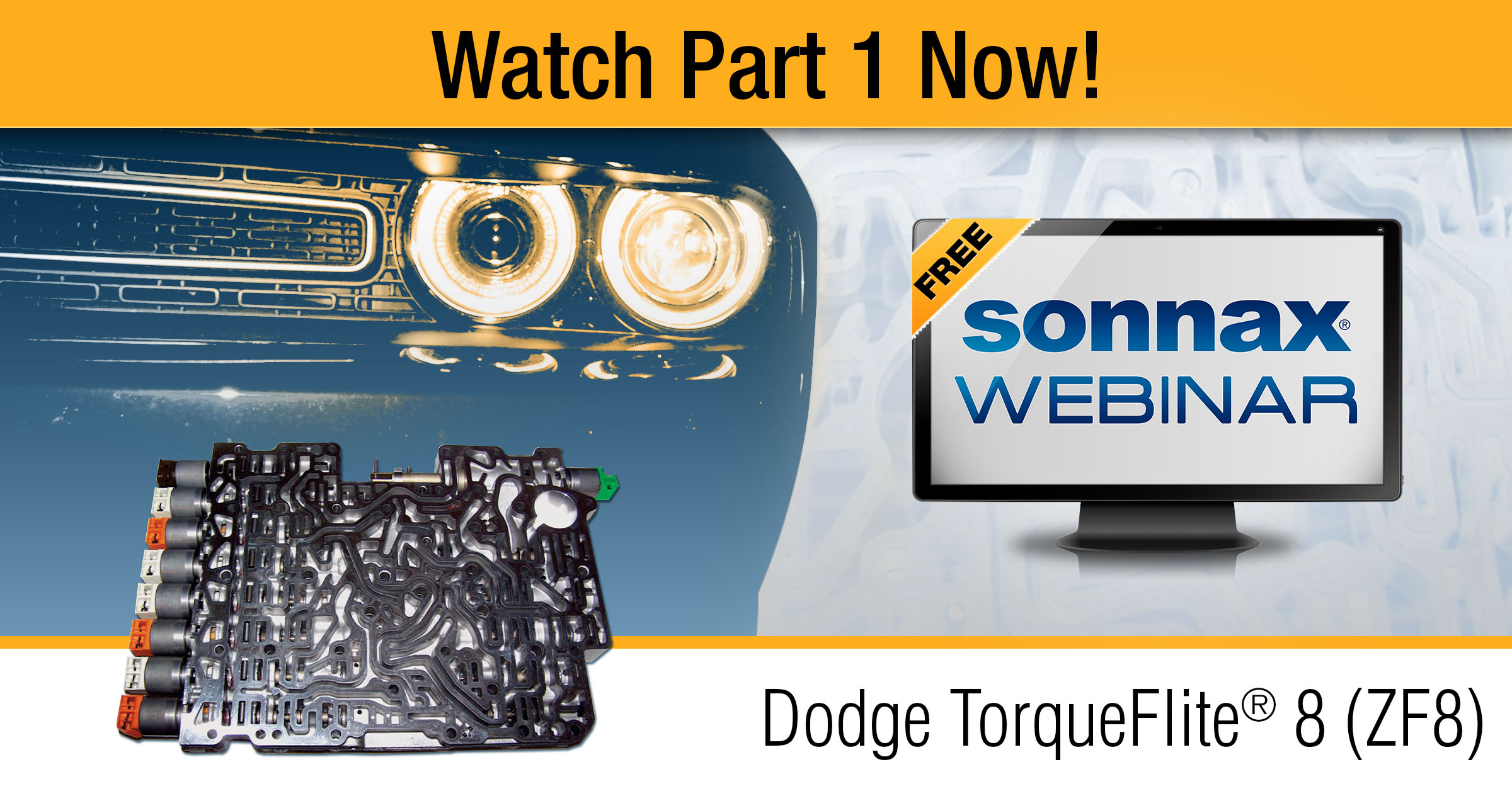 Dodge TorqueFlite® 8 (ZF8) Webinar – Part 1 Released