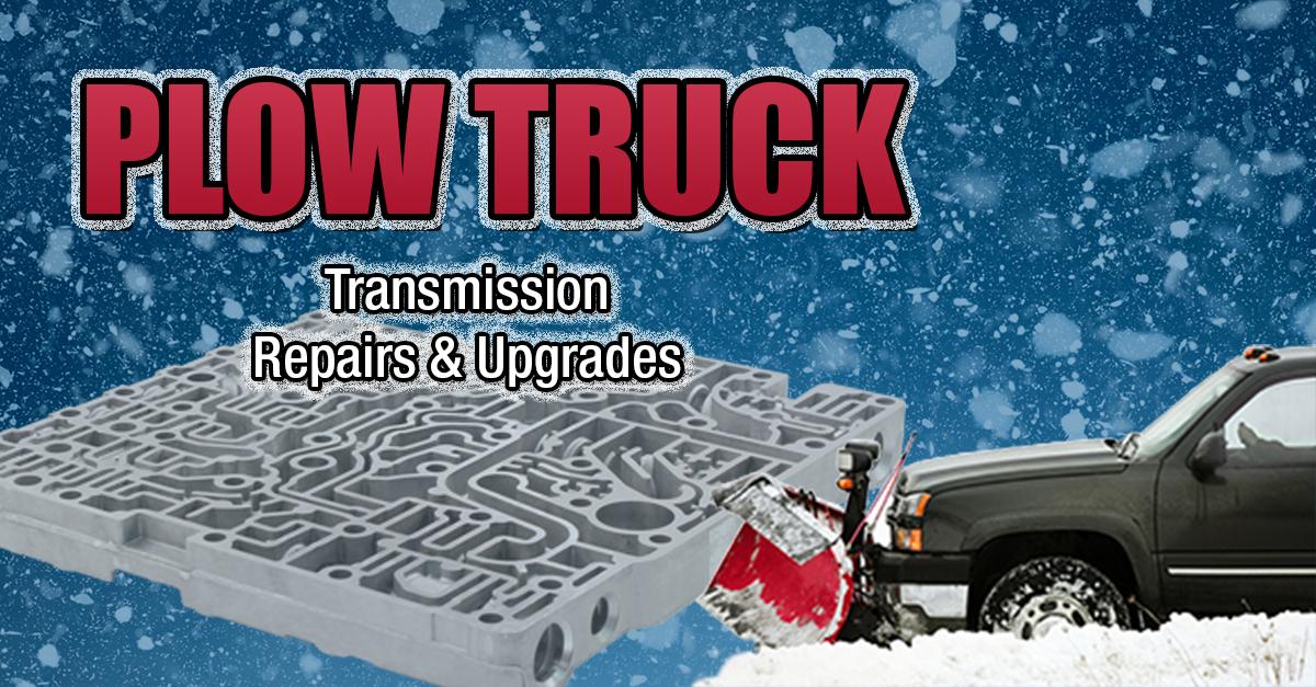 Fb plow truck repairs image