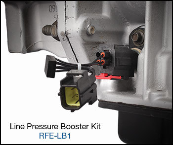 Line Pressure Booster Kits | Sonnax