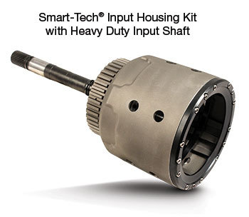 Sonnax Smart-Tech Input Housing Kit with Heavy Duty Input Shaft