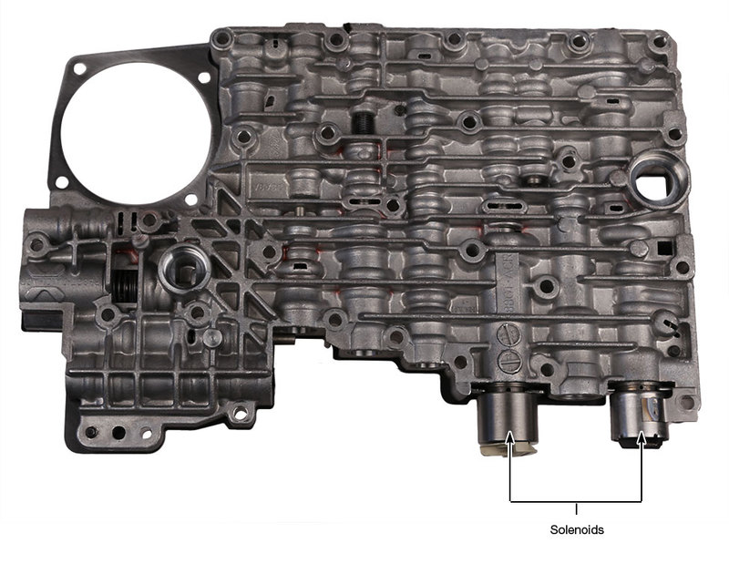 ford a4ld transmission upgrades