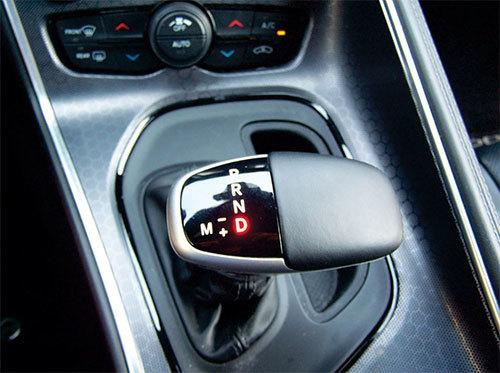 Dodge Challenger Shifter Mechanism