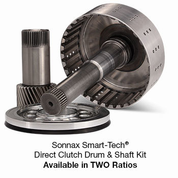 Sonnax Smart-Tech Direct Clutch Drum and Shaft Kit
