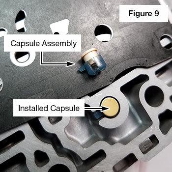 AW55-50SN Check Valve Capsule