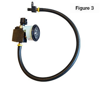 OE Line Pressure Adapter Tool No. 8259