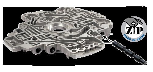 Sonnax Lube Regulated Pressure Regulator Valve 44912-17K