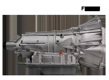 6-Speed 6L80 Transmission