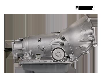 4-Speed 4L60-E Transmission