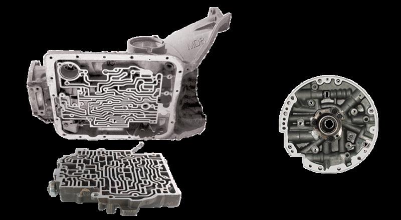 4L60 Valve Body & Pump