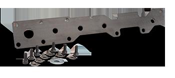 Sonnax 68RFE Accumulator Cover Plate Kit: Part No. 44892-01K